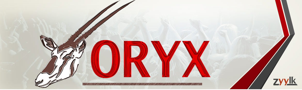 Welcome to ORYX